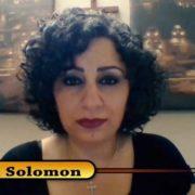 Sandra Salomon ex-Muslim Palestina besar di Arab Saudi
